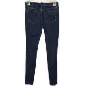 MOSSIMO Mid Rise Denim Jegging Jeans Size 0 Long